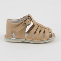 8253 - Camel Spider Pram Sandal