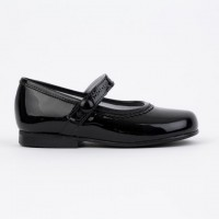 4638 Black Patent Mary Jane
