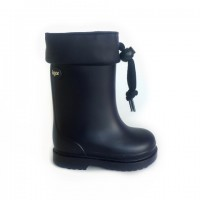 W10101 Igor Navy Wellies