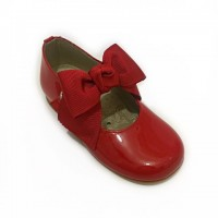 Patent Bow Mary Jane