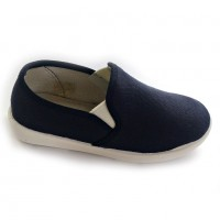 61314 Xiquets Navy Canvas Slip-on