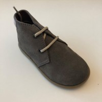 40201 Xiquets Grey Suede Desert Boots