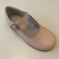 1554 Light Pink Patent Mary Jane