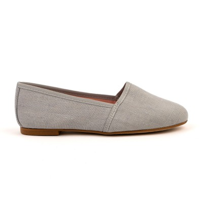 Casio Grey Canvas Slipper