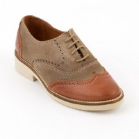 Two Tone Brogue