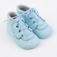 Lace up Pram Bootie