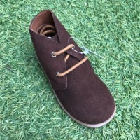 40201 Xiquets Brown Suede Desert Boots